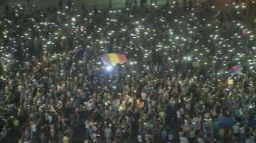 Румънците отново на протест заради промени в съдебната и пенсионната системи