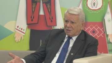 Външният министър на Румъния пред БНТ: Нека поставим въпроса за Шенген в Брюксел