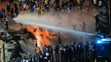 Нов антиправителствен протест тази вечер в Букурещ