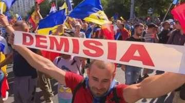 Без сблъсъци премина третият ден от протестите в Румъния