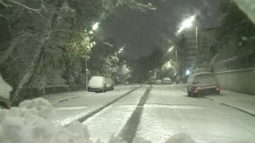 Лошо време: Ниски температури и сняг в Румъния, в Испания - наводнения