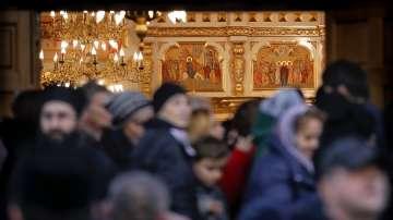 Откриха грандиозна катедрала в Букурещ
