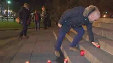 В Румъния почетоха жертвите на режима на Чаушеску