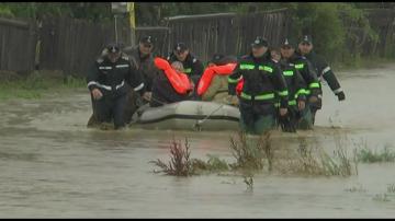Наводненията в Румъния отнеха живота на четирима души