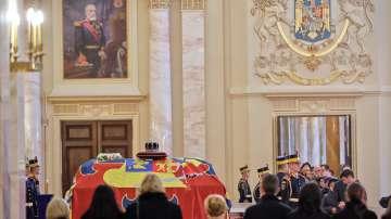 Румъния се прощава с бившия крал Михай Първи