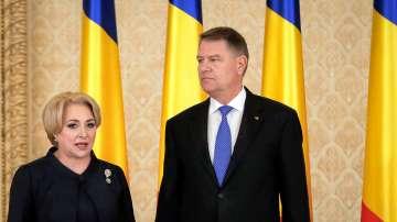 Нов призив на румънския президент за оставка на премиера Виорика Дънчила