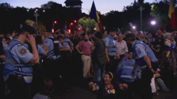 Протести в Румъния в подкрепа на главния прокурор на антикорупционната агенция