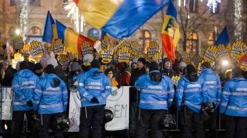 Протестите в Румъния продължават