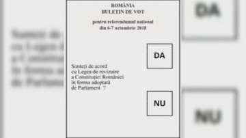 В Румъния се провежда референдум относно дефиницията за семейство