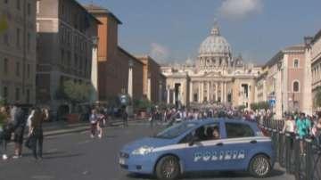 Рим мобилизира 3 500 полицаи преди Възкресение Христово