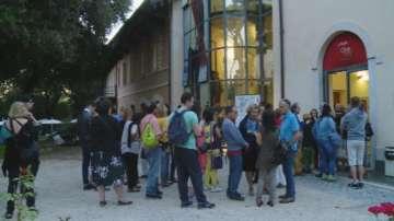 От нашите пратеници: Опашка за българско кино в Рим