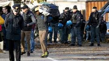 Властите разчистват голям мигрантски лагер в Рим
