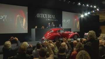 "Рядък модел ""Алфа ромео"" беше продаден за 16,7 млн. евро"