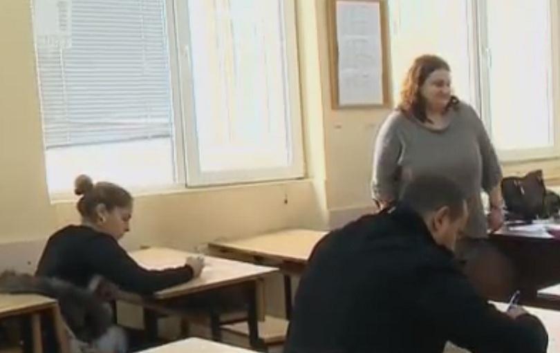 снимка 1 Репортерски поглед: Какво се случва с ромите от 147-о училище?