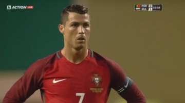 Футболната победа на България срещу Португалия - критики за Роналдо