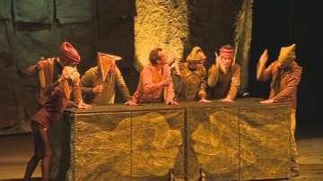 Наследниците на Пипи в театър София