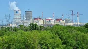 Започват хидроизпитания на реактора на 4-ти енергоблок на Ростовската АЕЦ