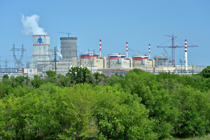започват хидроизпитания реактора енергоблок ростовската аец