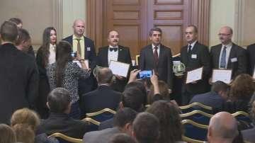 Росен Плевнелиев връчи наградите за иновации