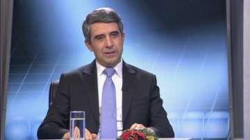 Росен Плевнелиев призова 2016-та година да е година на стабилност и реформи