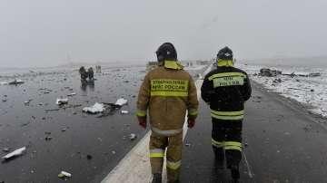 Намериха и двете черни кутии на катастрофиралия самолет