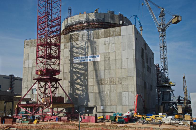 снимка 1 Започват хидроизпитания на реактора на 4-ти енергоблок на Ростовската АЕЦ