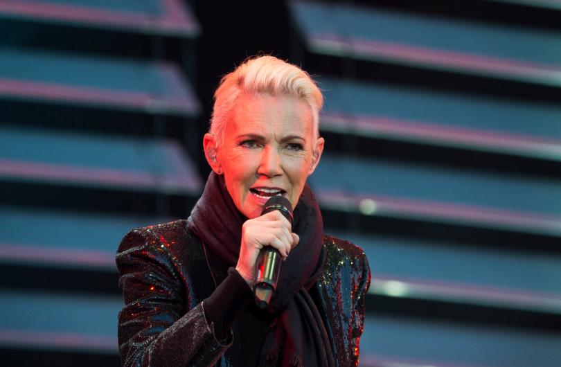 Мари Фредриксон, вокалистка на световноизвестната шведска група Roxette, почина на