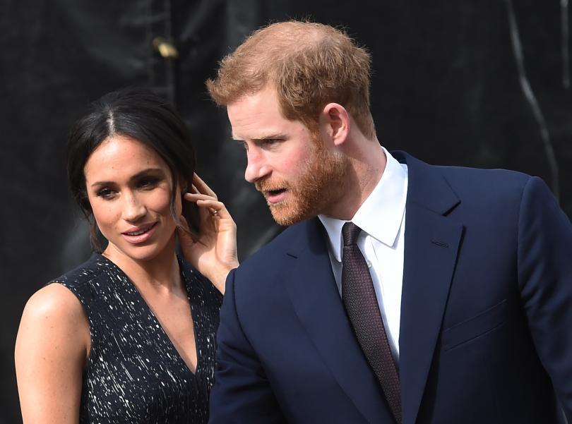 Първородният син на принц Хари и съпругата му Мегън се