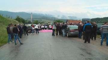 Розопроизводители в Казанлък отново излязоха на протест