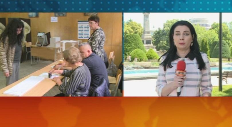 Шест процента е избирателната активност в Русенска област към 10,30