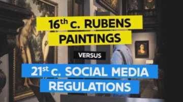 Цензурата продължава да преследва Рубенс и във Фейсбук