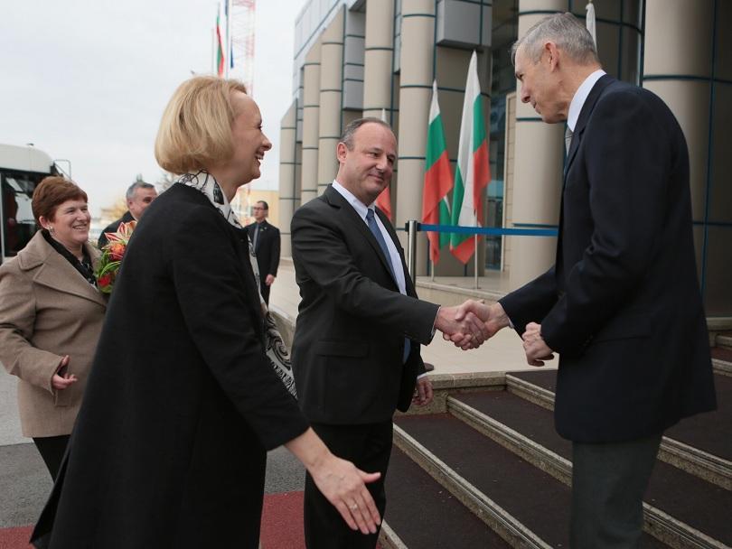 снимка 1 Ерик Рубин е новият посланик на САЩ в България