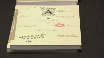 Ръкопис на Шарлот Бронте се връща в дома на нейното детство