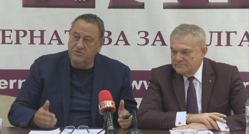 От партия АБВ призоваха държавата да се погрижи за строителния