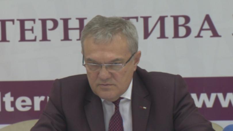 Председателят на АБВ Румен Петков определи отмяната на машинното гласуване