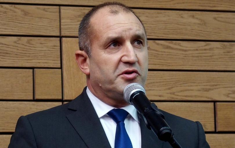 Президентът Румен Радев коментира темата с исканата оставка на вицепремиера