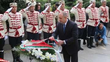 Президентът Радев: Най-голямото постижение на ЕС е опазването на мира 70 години