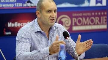 Ген. Румен Радев проговори след напускането на ВВС