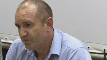 Румен Радев: В кандидат-президентската битка е заложено бъдещето на България