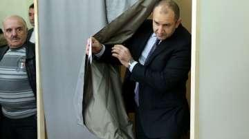 Румен Радев: Гласувах за доброто на България