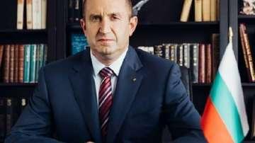 Президентът Радев изрази безпокойство от създаденото напрежение в Македония