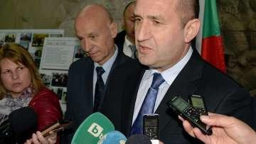 Президентът Радев: Информацията за водата е крита от хората