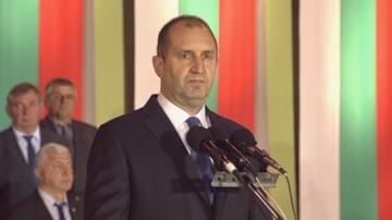 Президентът Румен Радев е на работно посещение в Рим