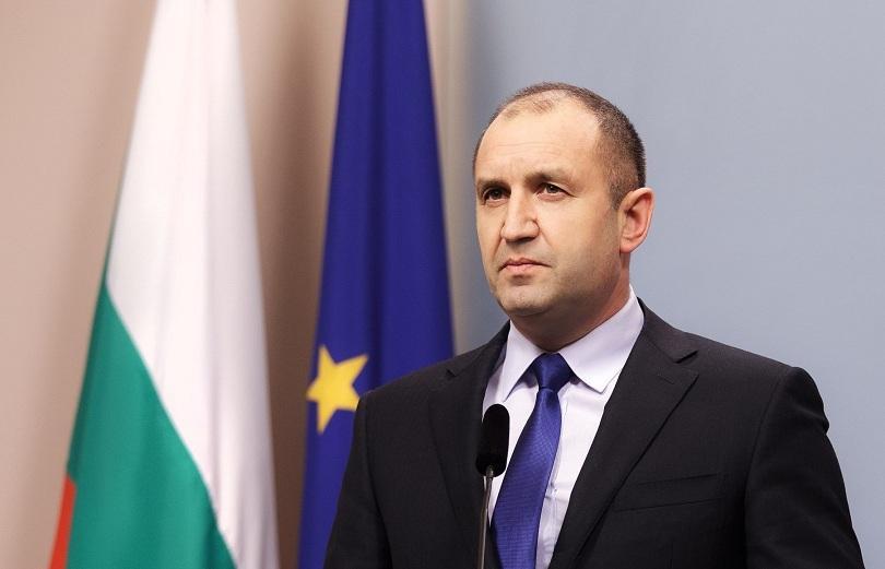 румен радев поздрави президента макрон случай националния празник франция