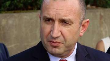Румен Радев в интервю за БНТ: Има опити за политизиране на армията