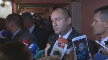 Радев не вижда желание за реализация на проектите за модернизация на армията