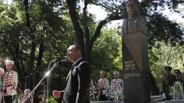 Президентът Радев: Левски продължава да живее