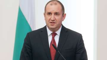 Президентът Румен Радев се ползва с най-високо доверие, според проучване