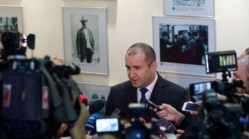 Румен Радев: За нас е важно да развиваме добри икономически връзки с Македония