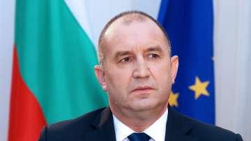 Президентът Радев призова за диалог и отказ от насилие на Парижкия форум за мир